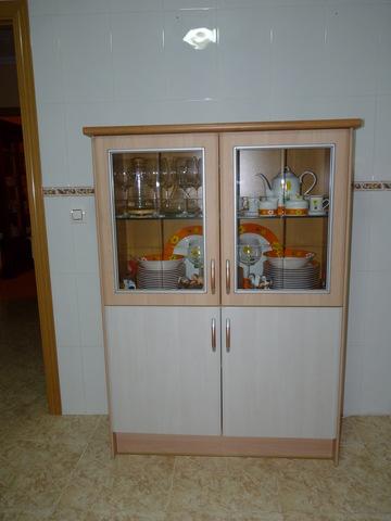 MIL ANUNCIOS.COM - Mueble vitrina para despensa en cocina