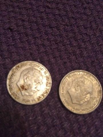 Monedas 0,50 Centimos