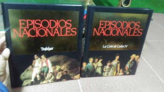 EPISODIOS NACIONALES.  BENITO PÉREZ GALDÓ - foto 1