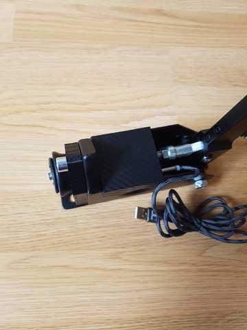 FRENO DE MANO USB PROGRESIVO - foto 1