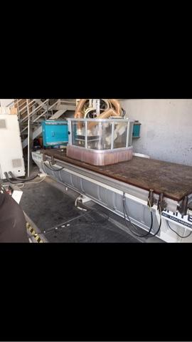 MAQUINARIA CARPINTERIA CNC 4 EJES NESTIN - foto 1