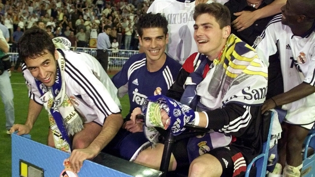 MIL ANUNCIOS.COM - ADIDAS Real Madrid 2000 2001 nueva