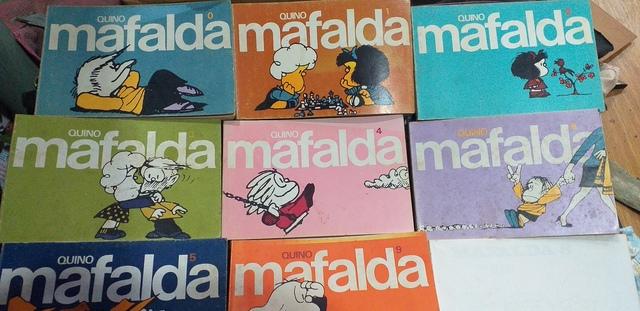 COLECCIÓN LIBROS MAFALDA - foto 2
