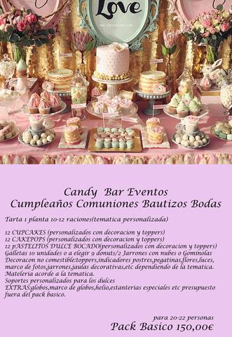 EVENTOS COMUNIONES FIESTAS BAUTIZOS - foto 1