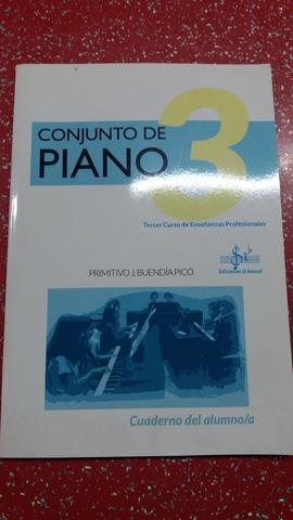 LIBRO DE MÚSICA PARA PIANO - foto 1