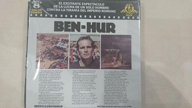 BEN HUR  PELÍCULA EN SUPER 8 - foto 4