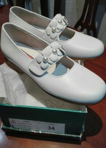 f99f7b65e9b MIL ANUNCIOS.COM - Zapatos comunion talla 34 Segunda mano y anuncios ...