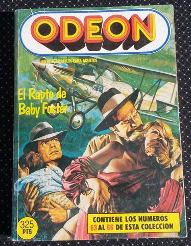 Comic Para Adultos Odeon