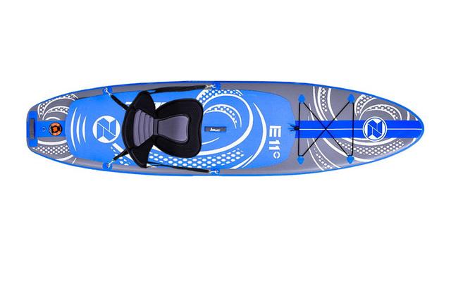PADDLE SURF ZRAY E11 + ASIENTO KAYAK - foto 3