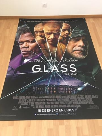 Poster Lona Glass