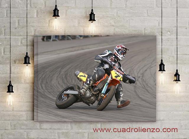 CUADROS DE MOTOS - foto 1