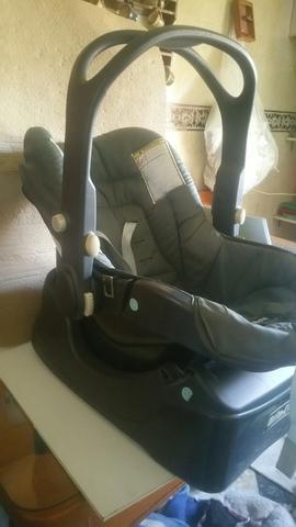 milanuncios silla coche bebés fix