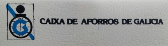 PIN CAIXA DE AFORROS DE GALICIA AÑOS '70 - foto 3