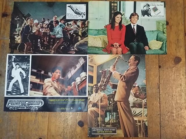 4 Posters Antiguos De Cine Originales