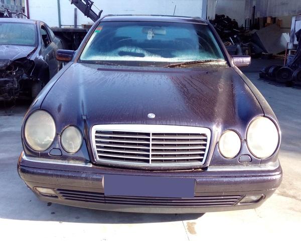 Tubo de escape goma//soporte para Mercedes-Benz Clase E w210 e200-e320 año 1995-2002