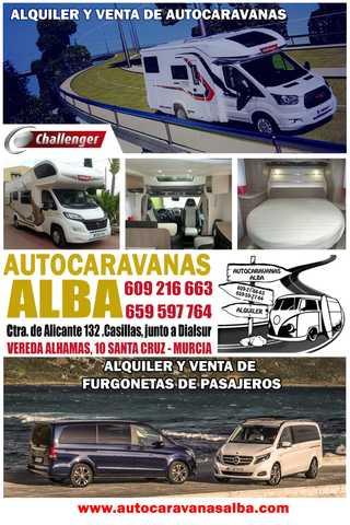 Mil Anuncios Com Alquiler Autocaravanas En Murcia Challenger