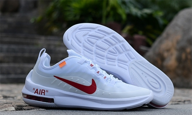 separation shoes a3983 76ee1 NIKE AIR MAX AXIS MAX 98 OFF WHITE
