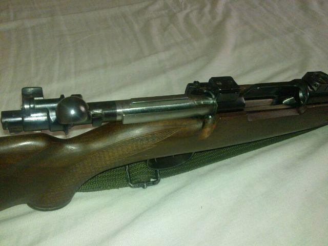 Rifle Mauser Calibre 30 06