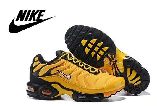 air max plus tn hombre amarillas