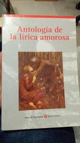ANTOLOGÍA DE LA LÍRICA AMOROSA - foto 1