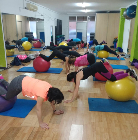 Chica fitness alcala de henares contactos [PUNIQRANDLINE-(au-dating-names.txt) 54