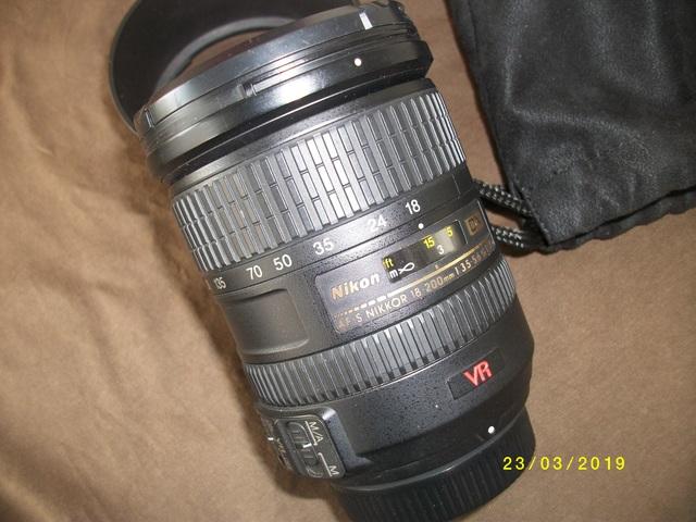 NIKON 18-200 VR - foto 1