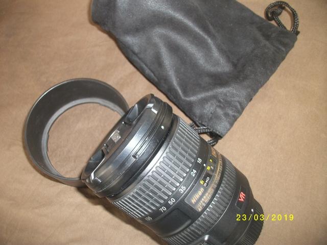 NIKON 18-200 VR - foto 2