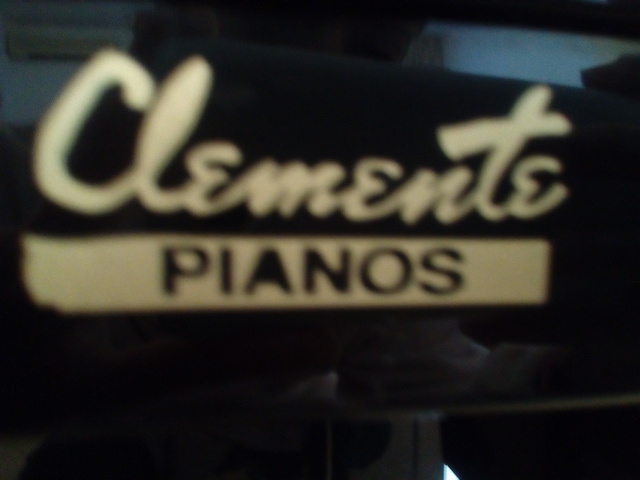 PIANO CLEMENTE KAWAI MUSICAL NEGR CS-21S - foto 4