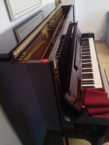 PIANO CLEMENTE KAWAI MUSICAL NEGR CS-21S - foto 3