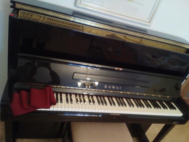 PIANO CLEMENTE KAWAI MUSICAL NEGR CS-21S - foto 2