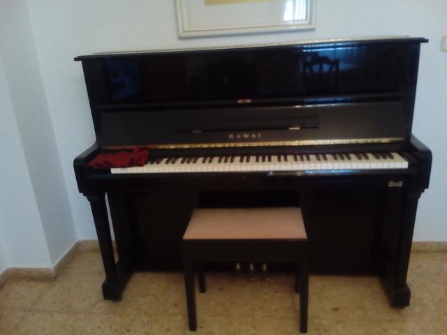 PIANO CLEMENTE KAWAI MUSICAL NEGR CS-21S - foto 8