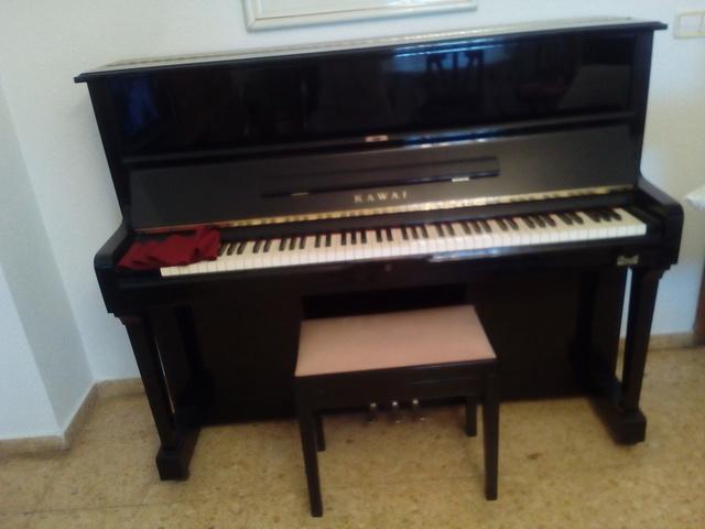 PIANO CLEMENTE KAWAI MUSICAL NEGR CS-21S - foto 1