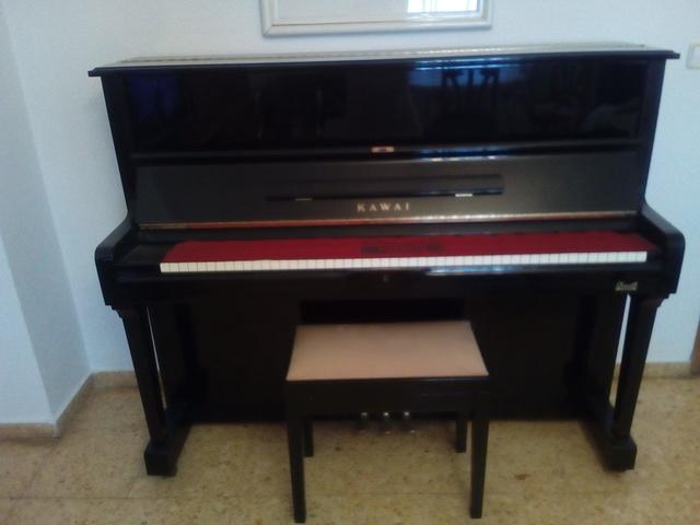 PIANO CLEMENTE KAWAI MUSICAL NEGR CS-21S - foto 7