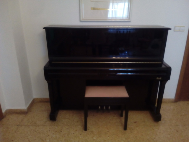PIANO CLEMENTE KAWAI MUSICAL NEGR CS-21S - foto 9