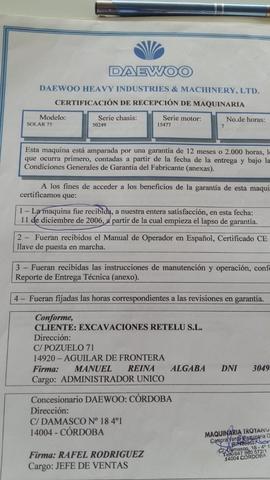 RETRO EXCAVADORA DE CADENAS - foto 7