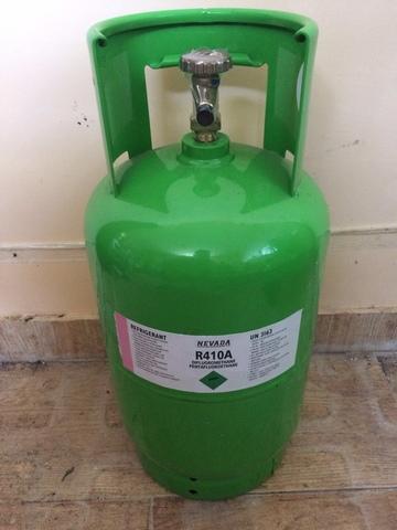 Gas Refrigerante R 410 A
