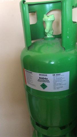 Gas Refrigerante R 404 A