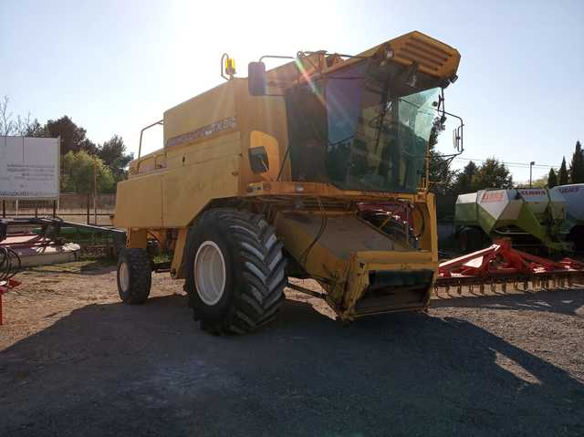 NEW HOLLAND TX 36 - foto 5
