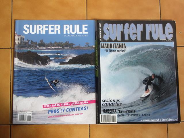 SE VENDEN 10 REVISTAS DE SURF - foto 1