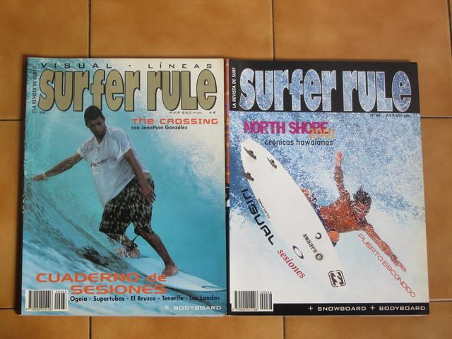 SE VENDEN 10 REVISTAS DE SURF - foto 2