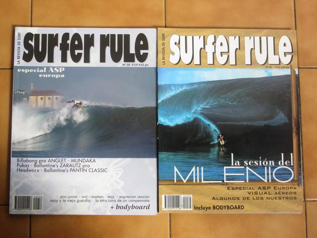 SE VENDEN 10 REVISTAS DE SURF - foto 3