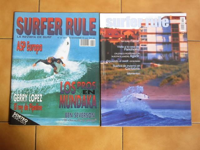 SE VENDEN 10 REVISTAS DE SURF - foto 4