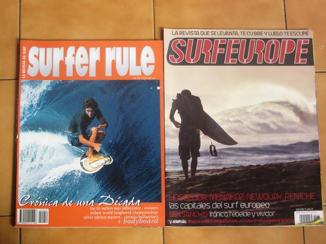 SE VENDEN 10 REVISTAS DE SURF - foto 5