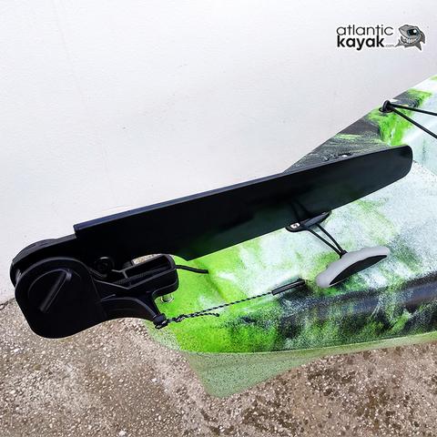KAYAK PESCA INUIT K2 MOTOR CON ALETAS - foto 6