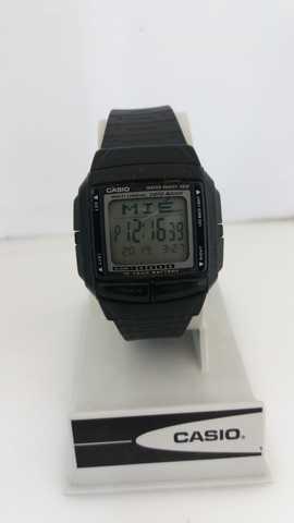 Reloj Casio Db-36 Modulo 2515 Agenda Tel