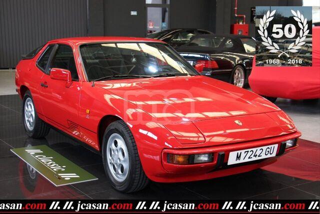 PORSCHE 924S 2. 5 - foto 1