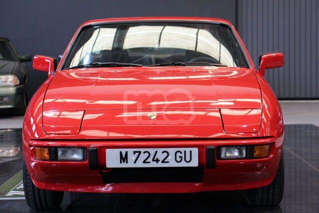 PORSCHE 924S 2. 5 - foto 4