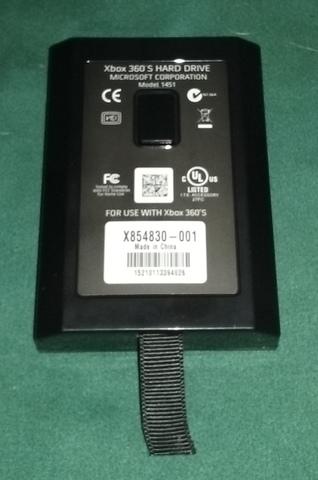 HDD DISCO DURO XBOX 360 SLIM 20 GB
