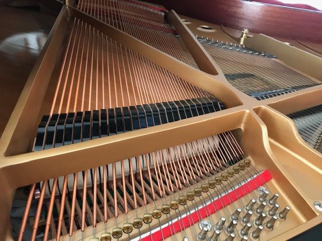 PIANO DE COLA KAWAI R-0 HECHO MANO 185 - foto 1