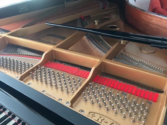 PIANO DE COLA KAWAI R-0 HECHO MANO 185 - foto 3